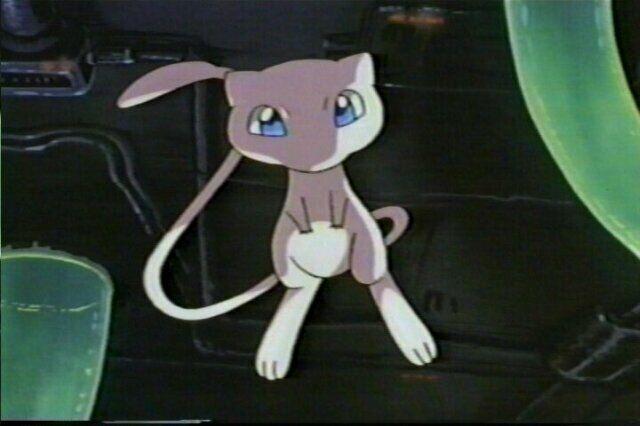 anime pokemon mew - photo #29